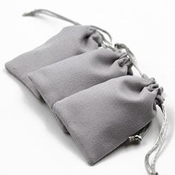 Velvet Pouch Bag