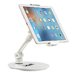 Flexible Tablet Stand Mount Holder Universal H06 for Apple New iPad 9.7 (2018) White