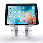Flexible Tablet Stand Mount Holder Universal H09 for Apple iPad 4 White