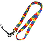 Lanyard Cell Phone Neck Strap Universal N01 Colorful