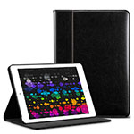 Leather Case Stands Flip Cover L03 for Apple iPad Pro 10.5 Black