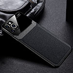 Soft Luxury Leather Snap On Case Cover R09 for Apple iPhone 11 Pro Black