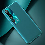 Soft Luxury Leather Snap On Case Cover T01 for Xiaomi Mi 10 Pro Green