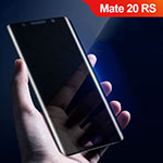 Tempered Glass Anti-Spy Screen Protector Film for Huawei Mate 20 RS Clear