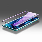 Ultra Clear Anti Blue Light Full Screen Protector Tempered Glass F02 for Oppo Find X2 Pro Black