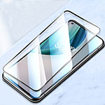 Ultra Clear Full Screen Protector Tempered Glass for OnePlus Nord N10 5G Black