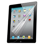 Ultra Clear Screen Protector Film for Apple iPad 4 Clear