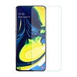 Ultra Clear Tempered Glass Screen Protector Film for Samsung Galaxy A80 Clear