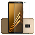 Ultra Clear Tempered Glass Screen Protector Film T01 for Samsung Galaxy A5 (2018) A530F Clear