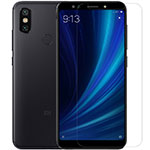 Ultra Clear Tempered Glass Screen Protector Film T01 for Xiaomi Mi 6X Clear