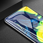 Ultra Clear Tempered Glass Screen Protector Film T03 for Samsung Galaxy A80 Clear