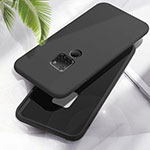 Ultra-thin Silicone Gel Soft Case 360 Degrees Cover C06 for Huawei Mate 20 Black