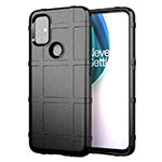Ultra-thin Silicone Gel Soft Case 360 Degrees Cover for OnePlus Nord N10 5G Black