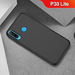Ultra-thin Silicone Gel Soft Case S02 for Huawei P30 Lite Black