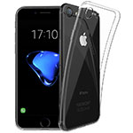 Ultra-thin Transparent Gel Soft Case T03 for Apple iPhone SE (2020) Clear