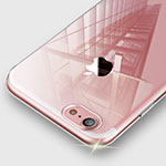 Ultra-thin Transparent TPU Soft Case Cover for Apple iPhone 8 Clear