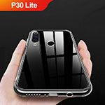 Ultra-thin Transparent TPU Soft Case Cover for Huawei P30 Lite Clear