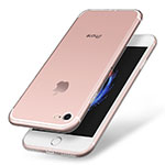 Ultra-thin Transparent TPU Soft Case H06 for Apple iPhone 8 Clear