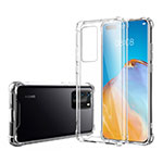 Ultra-thin Transparent TPU Soft Case K02 for Huawei P40 Pro Clear