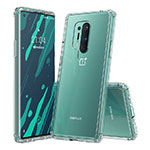 Ultra-thin Transparent TPU Soft Case K02 for OnePlus 8 Pro Clear