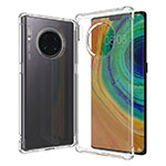 Ultra-thin Transparent TPU Soft Case K06 for Huawei Mate 30 Pro 5G Clear