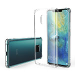Ultra-thin Transparent TPU Soft Case K07 for Huawei Mate 20 Pro Clear
