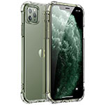 Ultra-thin Transparent TPU Soft Case M01 for Apple iPhone 11 Pro Clear