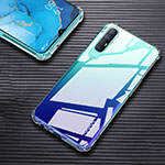 Ultra-thin Transparent TPU Soft Case T02 for Oppo Find X2 Neo Clear