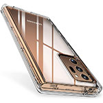 Ultra-thin Transparent TPU Soft Case T02 for Samsung Galaxy Note 20 Ultra 5G Clear