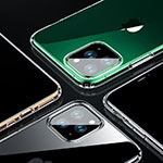 Ultra-thin Transparent TPU Soft Case T04 for Apple iPhone 11 Pro Clear