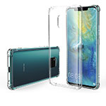 Ultra-thin Transparent TPU Soft Case Z01 for Huawei Mate 20 Pro Clear