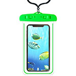 Universal Waterproof Cover Dry Bag Underwater Pouch W08 Green