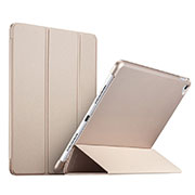 Leather Case Flip Stands Cover for Apple iPad Pro 9.7 Gold