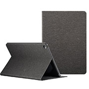 Leather Case Stands Flip Cover L01 for Apple iPad Mini 4 Black