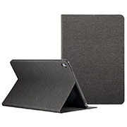 Leather Case Stands Flip Cover L01 for Apple iPad Pro 9.7 Black