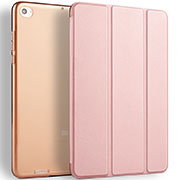 Leather Case Stands Flip Cover L02 for Xiaomi Mi Pad 2 Rose Gold