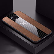 Ultra-thin Silicone Gel Soft Case 360 Degrees Cover C05 for Huawei Mate 20 Pro Brown