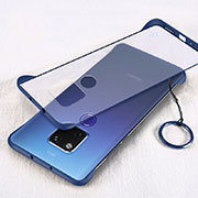 Ultra-thin Transparent Matte Finish Case H05 for Huawei Mate 20 Blue