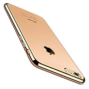 Ultra-thin Transparent TPU Soft Case C01 for Apple iPhone 8 Gold