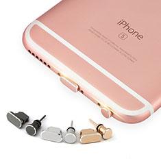 Anti Dust Cap Lightning Jack Plug Cover Protector Plugy Stopper Universal J04 for Apple iPad Mini 2 Rose Gold