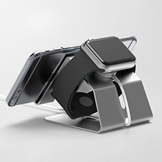 Charger Stand Holder Charging Docking Station C03 for Apple iWatch 4 44mm Black