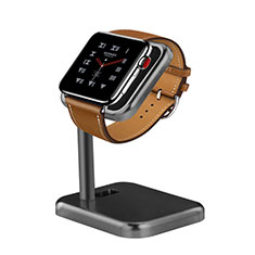Charger Stand Holder Charging Docking Station for Apple iWatch 3 42mm Gray