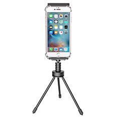 Extendable Folding Handheld Selfie Stick Tripod Bluetooth Remote Shutter Universal T17 for Apple iPhone X Black