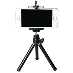 Extendable Folding Handheld Selfie Stick Tripod Bluetooth Remote Shutter Universal T18 for Apple iPhone X Black
