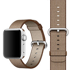 Fabric Bracelet Band Strap for Apple iWatch 3 42mm Colorful