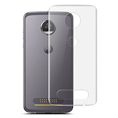 Film Back Protector for Motorola Moto Z2 Play Clear