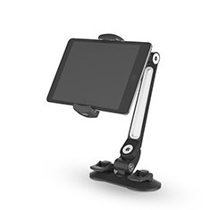 Flexible Tablet Stand Mount Holder Universal H02 for Apple iPad Pro 12.9 (2020) Black