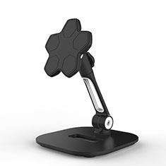 Flexible Tablet Stand Mount Holder Universal H03 for Amazon Kindle 6 inch Black