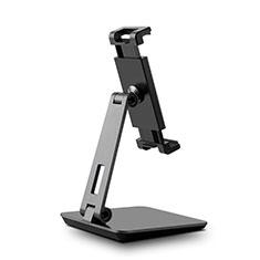 Flexible Tablet Stand Mount Holder Universal K06 for Apple iPad Pro 12.9 (2020) Black