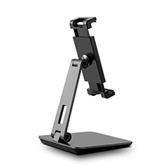 Flexible Tablet Stand Mount Holder Universal K06 for Samsung Galaxy Tab S7 Plus 5G 12.4 SM-T976 Black